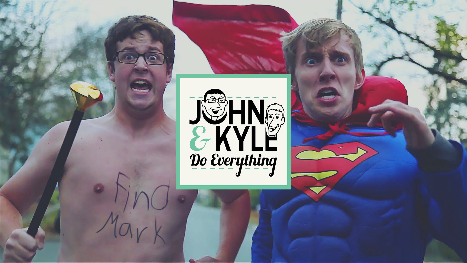 John And Kyle Do Everything - Pilot